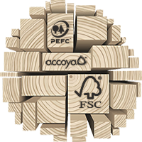 PEFC FSC Recyclable Materials Certified
